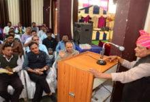 Photo of मध्यप्रदेश डिप्लोमा इंजीनियर एसोसिएशन क्षेत्रीय समिति उज्जैन की बैठक संपन्न