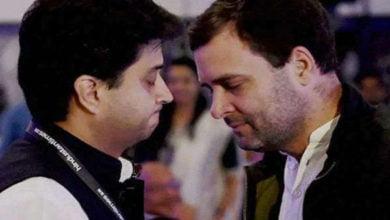 Photo of ज्योतिरादित्य को समय न देने के सवाल पर बोले राहुल- उनके लिए मेरे घर के दरवाजे हमेशा खुले