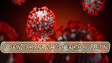 Photo of 07 अप्रैल को उज्जैन में कोरोना वायरस पॉजीटिव/ नेगेटिव सम्बन्धित हैल्थ बुलेटिन