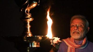 Photo of कोरोना वायरस से लड़ने की मुहिम में देशवासी एकजुट, '9 बजे 9 मिनिट पर जलाएं दीपक