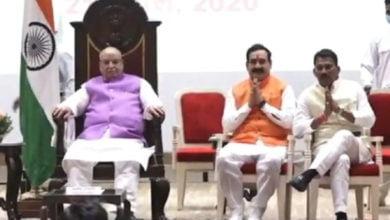 Photo of 29 दिन बाद शिवराज कैबिनेट का विस्तार, दो सिंधिया समर्थक, तीन भाजपा विधायक बने मंत्री