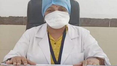 Photo of कोरोना ग्रस्त जानसापुरा निवासी महिला की मृत्यु, जिले में अब तक संक्रमित आंकड़ा 156 व 31 की मौत…