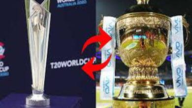Photo of 2022 तक के लिए टल जाएगा T-20 विश्व कप, अक्तूबर में IPL कराने पर कल विचार