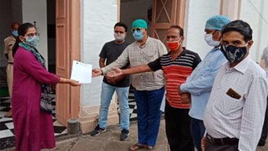 Photo of पान विक्रेता संघ ने अपनी मांगों को लेकर सौंपा ज्ञापन
